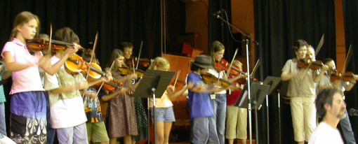 Fiddle Tunes Camp